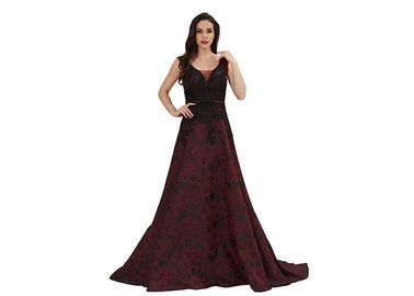 0eb2e6f0782e China Luxury Sexy Sequined Ladies Evening Dresses For Banquet Party  Silhouette A Line distributor